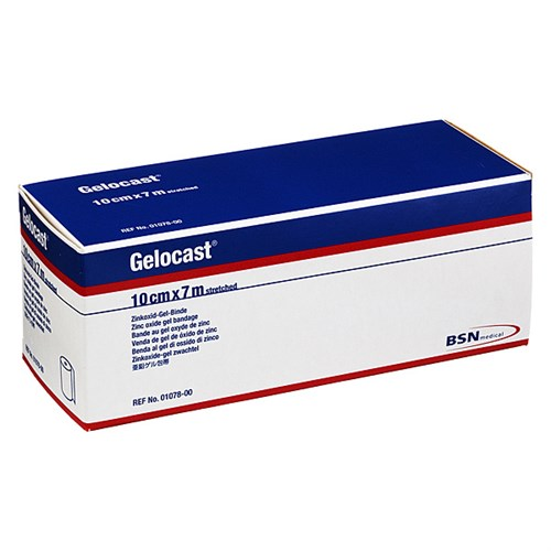 GELOCAST BENDA OSSIDO DI ZINCO 10CMx7M BSN Medical