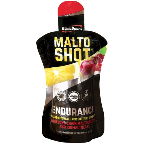 MALTO SHOT GEL CILIEGIA 50 ML Ethic Sport