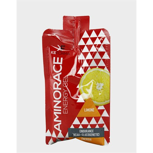 AMINORACE GEL LIMONE 60 ML BOX 24 PEZZI Keforma