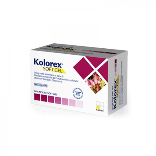 KOLOREX SOFTGEL 30CPS Named