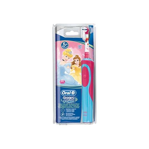 SPAZZOLINO ELETTRICO BAMBINI STAGES POWER Oral-B