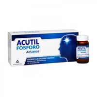 ACUTIL FOSFORO ADVANCE 10 FLACONCINI Angelini