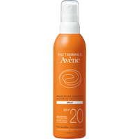 LATTE SPRAY SPF 20 200 ML Avene