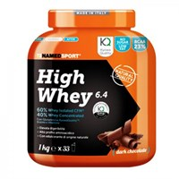 HIGH WHEY DARK CHOCOLATE 1KG Named Sport