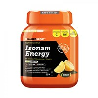 ISONAM ENERGY LEMON POLV 480G Named Sport