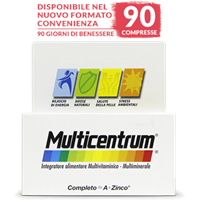 MULTICENTRUM 90 COMPRESSE Pfizer