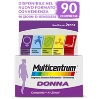 MULTICENTRUM DONNA 90 COMPRESSE Pfizer