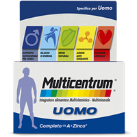 MULTICENTRUM UOMO 30 COMPRESSE Pfizer