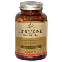 BORRAGINE ONE A DAY GLA 30PRL Solgar