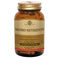 NEURO-NUTRIENTS 30CPS VEGETALI Solgar