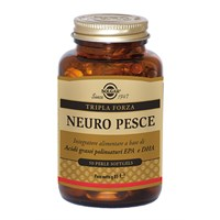 NEURO PESCE 50PRL SOFTGELS Solgar