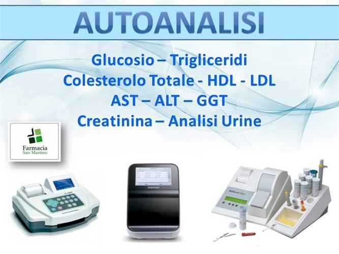 Screening Diagnostico? In Farmacia puoi!
